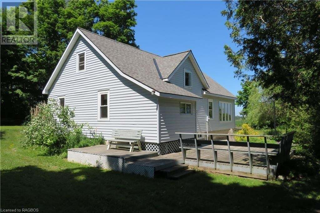 House for sale at 2026 The Bury Rd Northern Bruce Peninsula Ontario - MLS: 270072