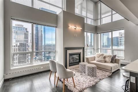Condo for sale at 222 Riverfront Ave Southwest Unit 2027 Calgary Alberta - MLS: C4291171