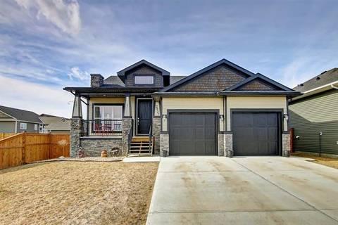 House for sale at 2027 30 Ave Nanton Alberta - MLS: C4292057