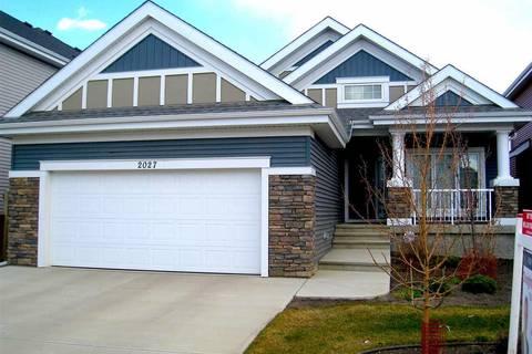 House for sale at 2027 90 St Sw Edmonton Alberta - MLS: E4157388