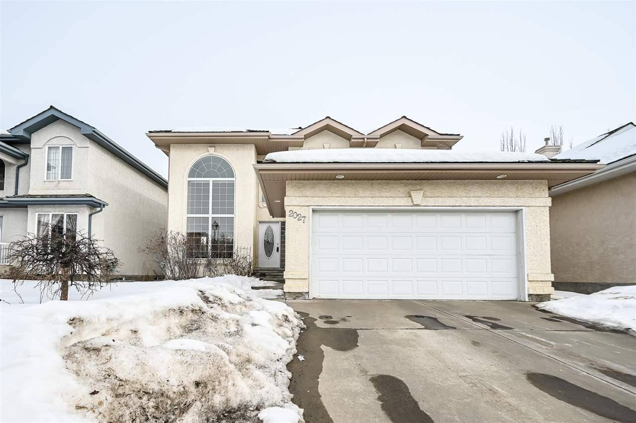 House for sale at 2027 Haddow Dr Nw Edmonton Alberta - MLS: E4192353