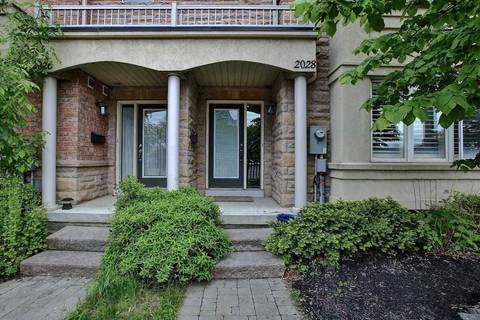 Townhouse for sale at 2028 Lakeshore Rd Mississauga Ontario - MLS: W4475412