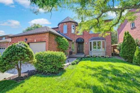 House for sale at 2028 Markle Dr Oakville Ontario - MLS: W4898061