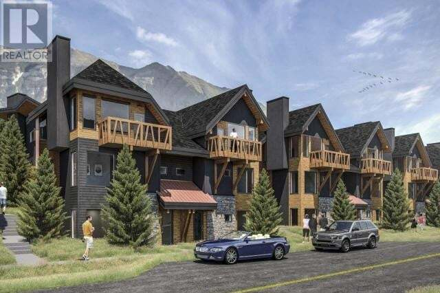 Townhouse for sale at 1200 Three Sisters Parkway Pw Unit 202a Canmore Alberta - MLS: 50904