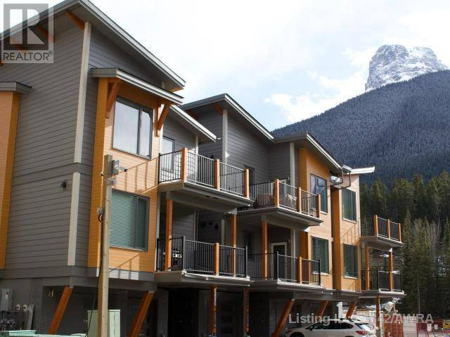 Townhouse for sale at 1101 Three Sisters Pw Unit 202h Canmore Alberta - MLS: 51842