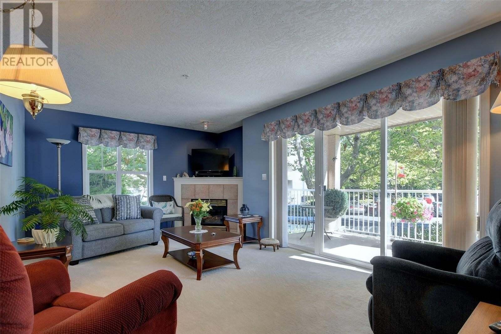 Condo for sale at 1240 Verdier Ave Unit 203 Central Saanich British Columbia - MLS: 853732