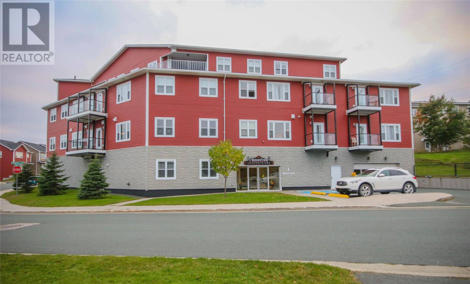 House for sale at 1 Roosevelt Ave Unit 203 St. John's Newfoundland - MLS: 1205305