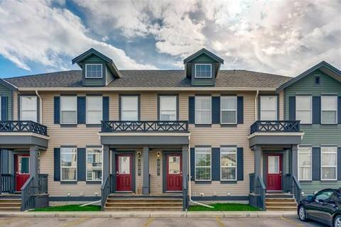 Townhouse for sale at 1001 8 St Northwest Unit 203 Airdrie Alberta - MLS: C4244567