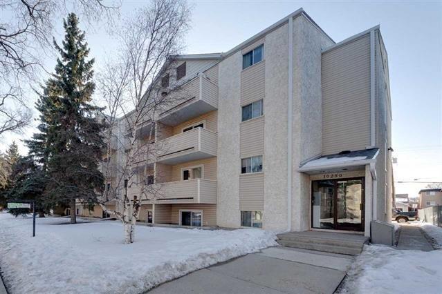 Condo for sale at 10250 116 St NW Unit 203 Edmonton Alberta - MLS: E4225170
