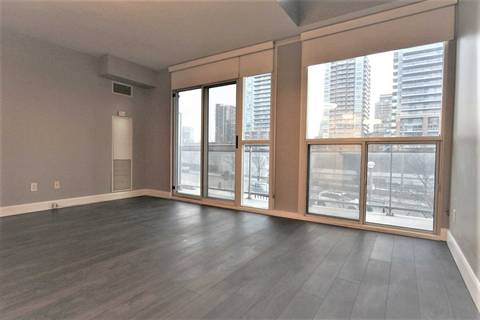 Apartment for rent at 1029 King St Unit 203 Toronto Ontario - MLS: C4605358