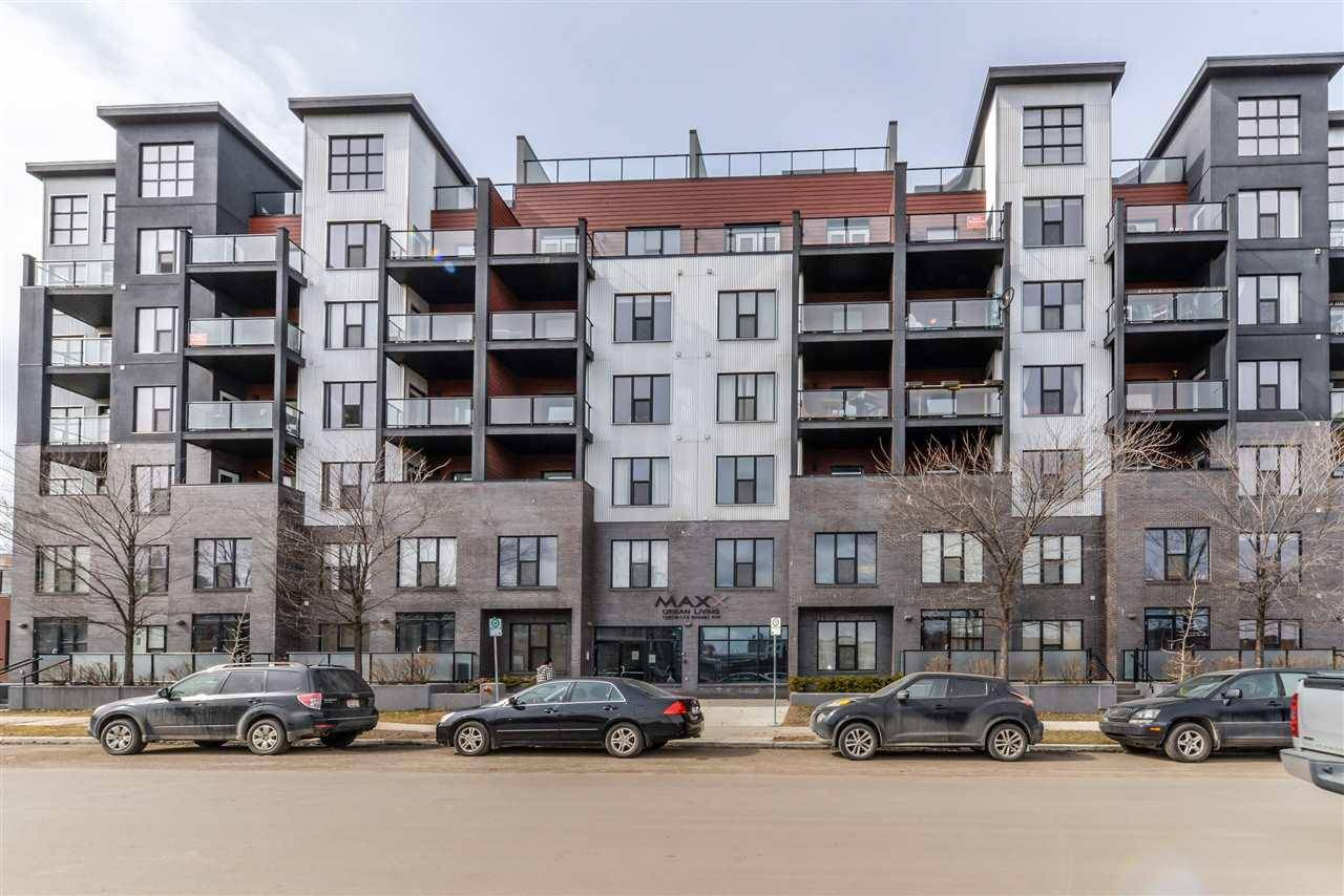 Condo for sale at 10518 113 St Nw Unit 203 Edmonton Alberta - MLS: E4178101