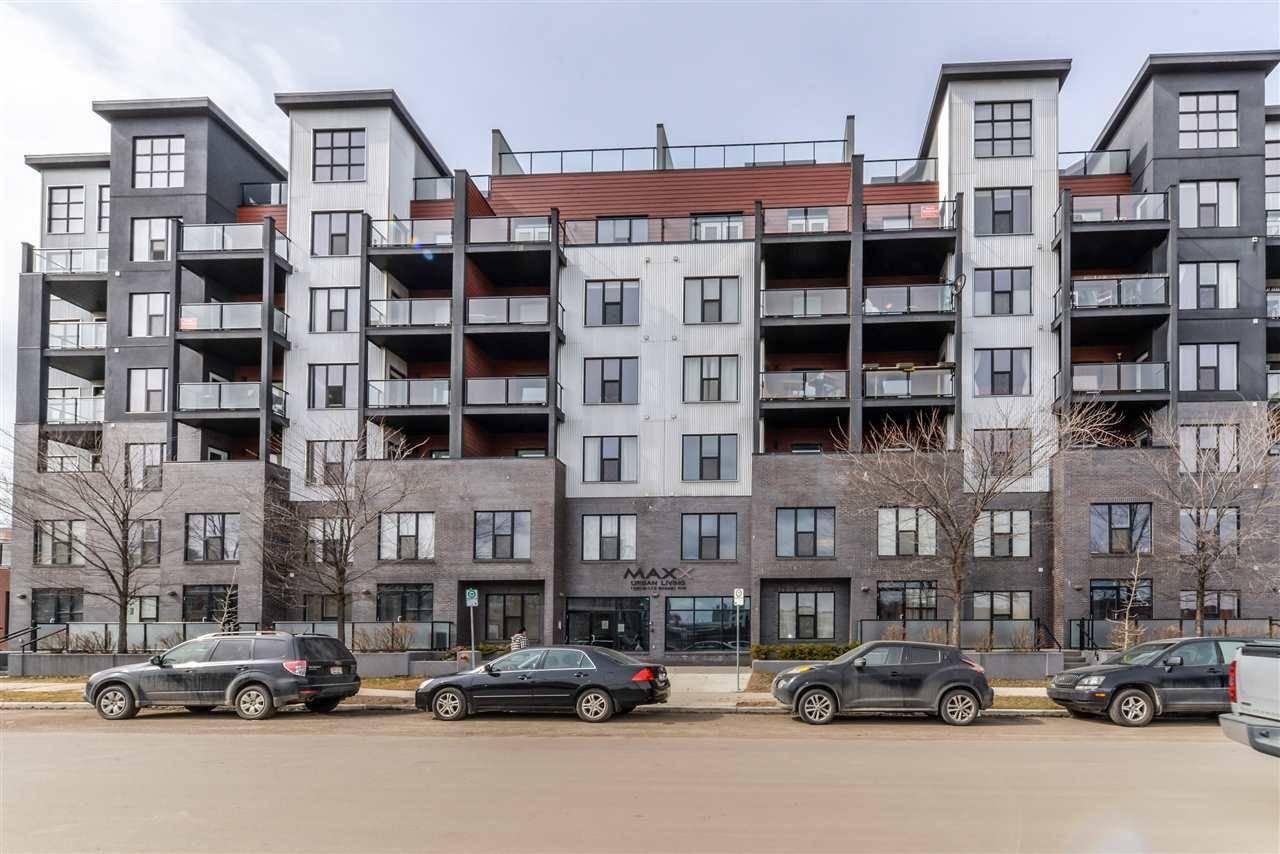 Condo for sale at 10518 113 St Nw Unit 203 Edmonton Alberta - MLS: E4178101