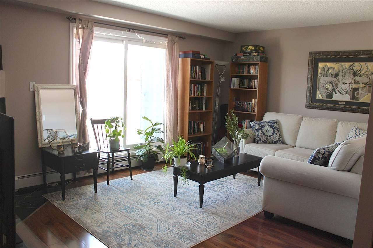 Condo for sale at 10710 116 St Nw Unit 203 Edmonton Alberta - MLS: E4188706