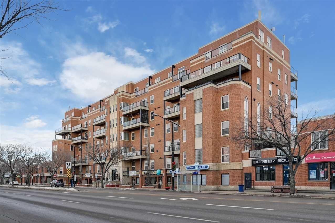Condo for sale at 10728 82 Av NW Unit 203 Edmonton Alberta - MLS: E4224907