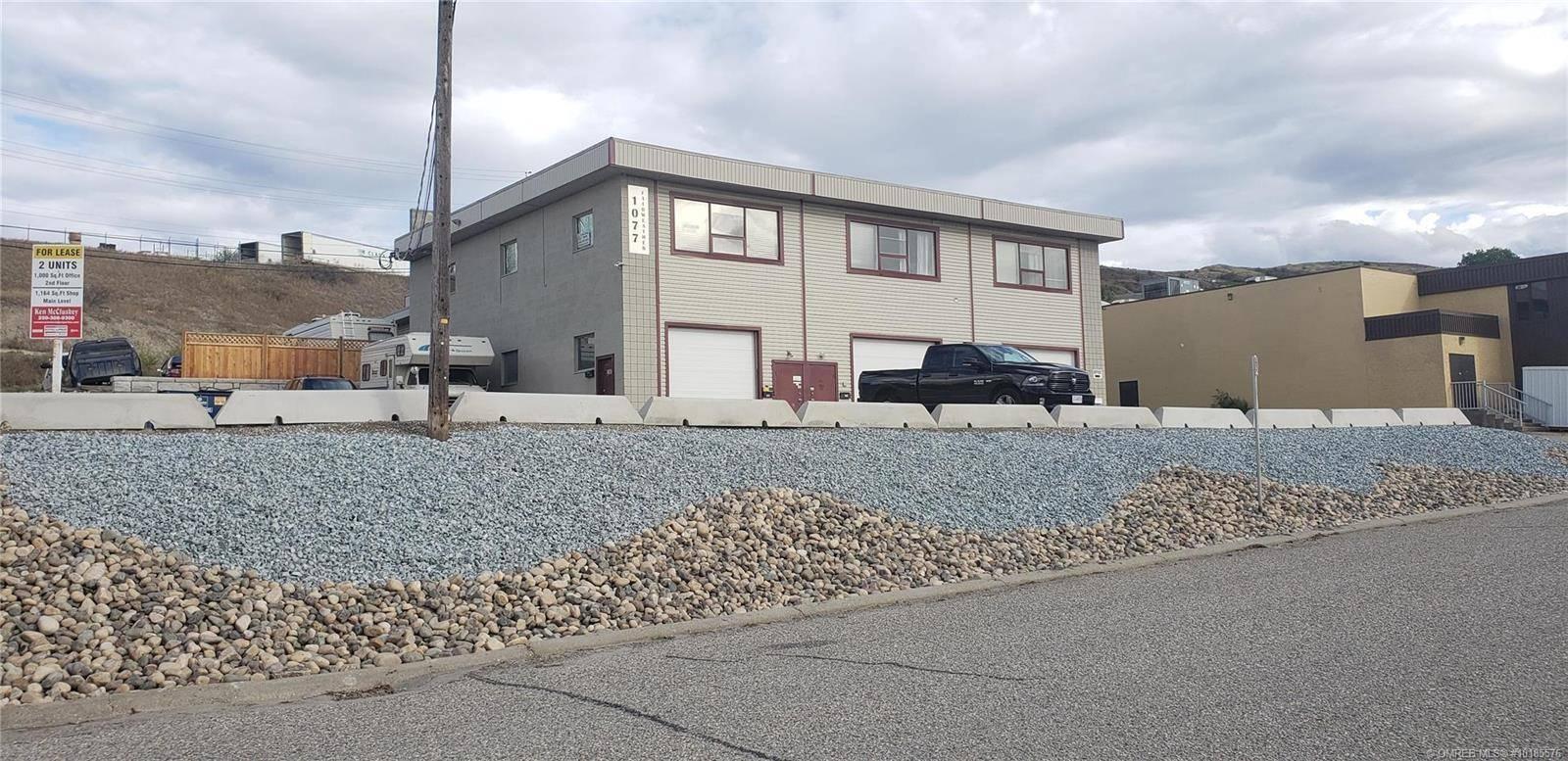Buliding: 1077 Fairweather Road, Vernon, BC