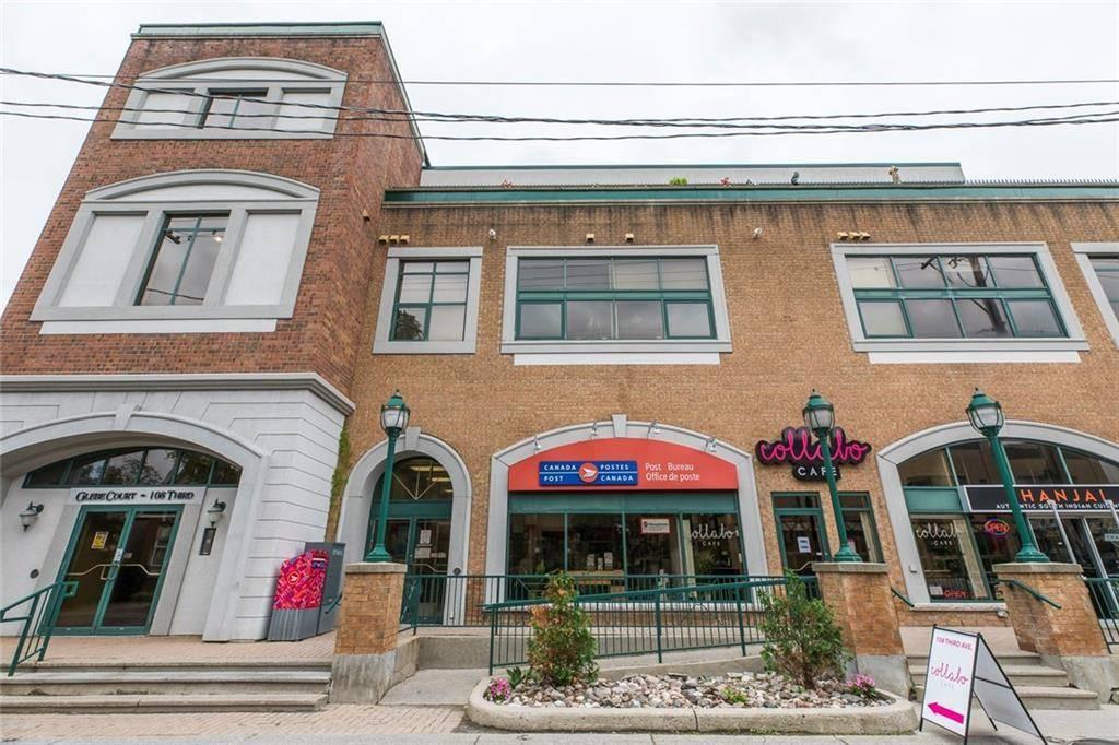 Condo for sale at 108 Third Ave Unit 203 Ottawa Ontario - MLS: 1164578