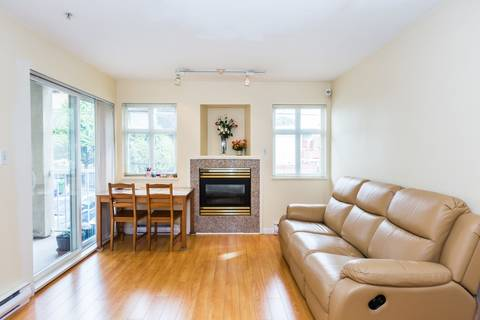 Condo for sale at 1099 71st Ave W Unit 203 Vancouver British Columbia - MLS: R2396504