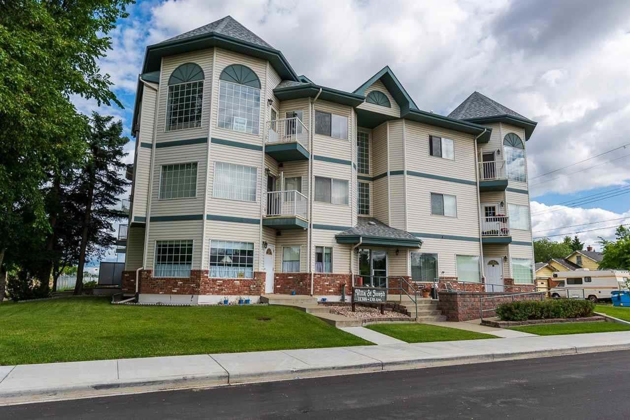Condo for sale at 11308 130 Av NW Unit 203 Edmonton Alberta - MLS: E4206393