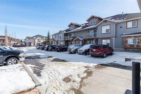 Townhouse for sale at 120 Panatella Landng Northwest Unit 203 Calgary Alberta - MLS: C4289217