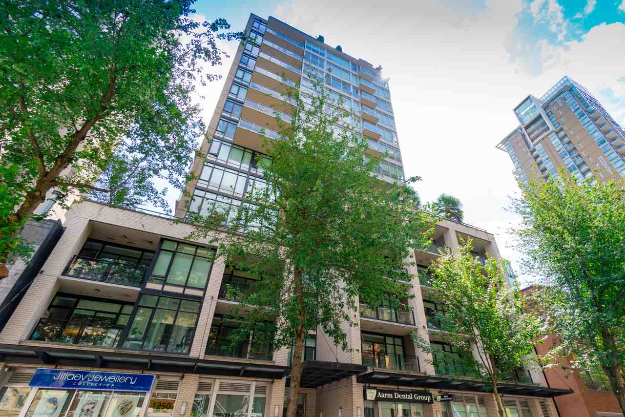 Removed: 203 - 1252 Hornby Street, Vancouver, BC - Removed on 2019-11-09 04:33:07