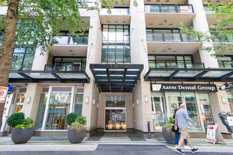 Condo for sale at 1252 Hornby St Unit 203 Vancouver British Columbia - MLS: R2413688