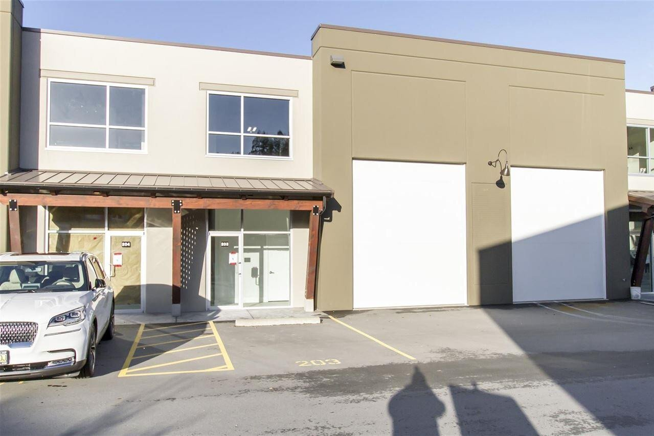 Commercial property for sale at 12835 Lilley Dr Unit 203 Maple Ridge British Columbia - MLS: C8036080
