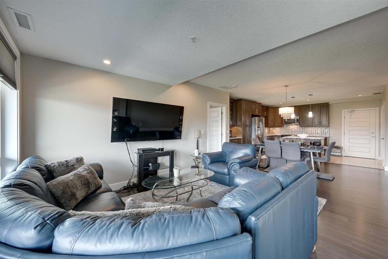 Condo for sale at 1350 Windermere Wy SW Unit 203 Edmonton Alberta - MLS: E4184233