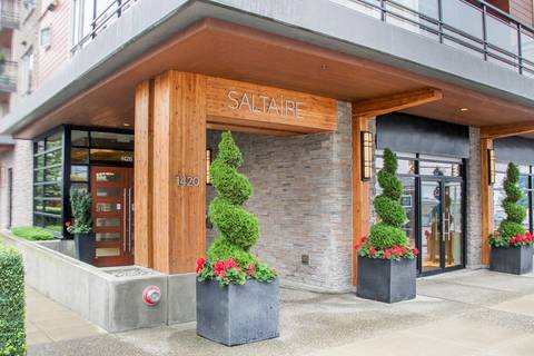 Condo for sale at 1420 Johnston Rd Unit 203 White Rock British Columbia - MLS: R2428117
