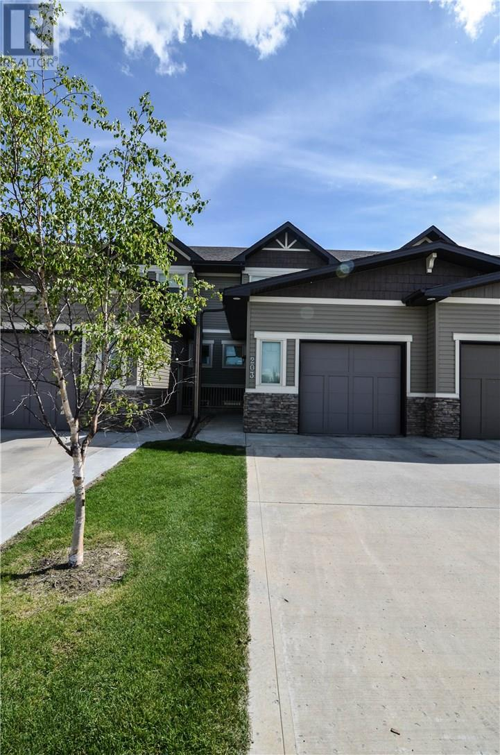 For Sale: 203 - 150 Vanier Drive, Red Deer, AB   2 Bed, 3 Bath Townhouse for $285,000. See 14 photos!
