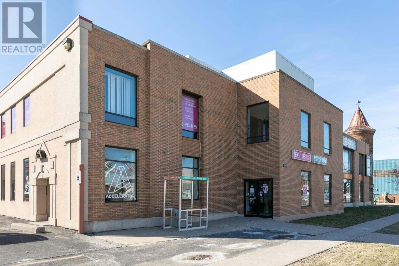 Commercial property for lease at 1501 Howard  Apartment 203 Windsor Ontario - MLS: 20011024