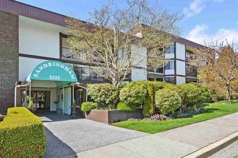 Condo for sale at 1521 Blackwood St Unit 203 White Rock British Columbia - MLS: R2352720