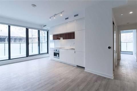 Apartment for rent at 155 Redpath Ave Unit 203 Toronto Ontario - MLS: C4624983