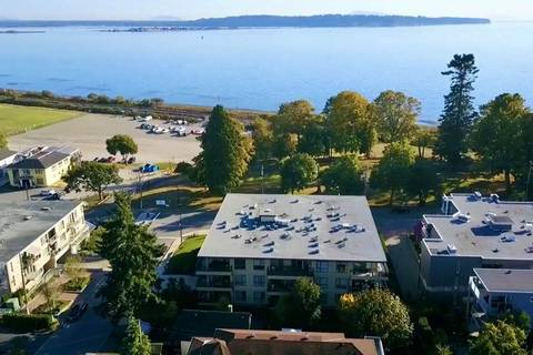 Condo for sale at 15747 Marine Dr Unit 203 White Rock British Columbia - MLS: R2454939