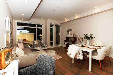 Condo for sale at 1591 Bowser Ave Unit 203 North Vancouver British Columbia - MLS: R2417088