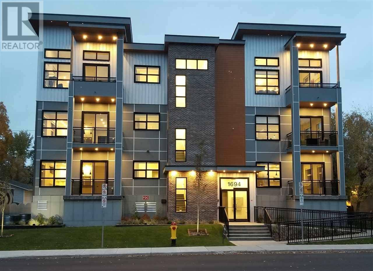 Condo for sale at 1694 7th Ave Unit 203 Prince George British Columbia - MLS: R2428668