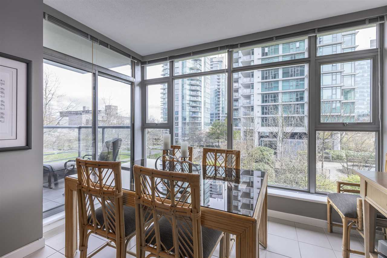 For Sale: 203 - 1710 Bayshore Drive, Vancouver, BC | 2 Bed, 2 Bath Condo for $1,599,000. See 20 photos!