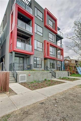 Condo for sale at 1734 11 Ave Southwest Unit 203 Calgary Alberta - MLS: C4245113