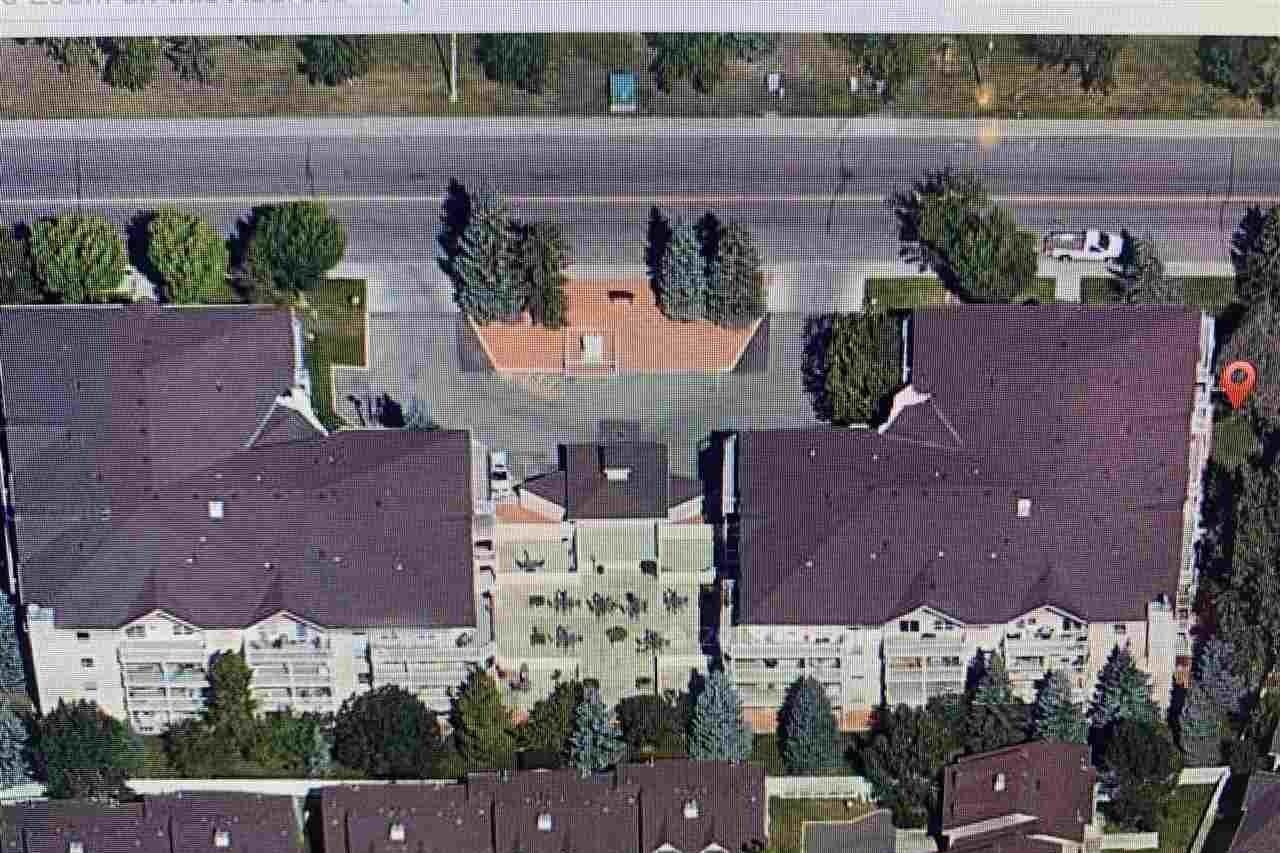 Condo for sale at 17511 98a Av NW Unit 203 Edmonton Alberta - MLS: E4224086