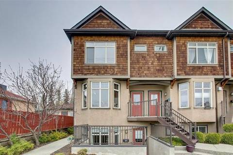 Townhouse for sale at 1914 34 Ave Southwest Unit 203 Calgary Alberta - MLS: C4295294