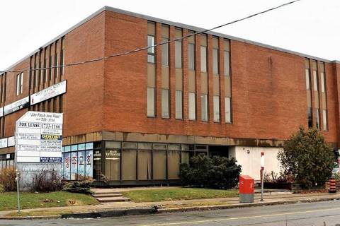 Commercial property for lease at 200 Finch Ave Apartment 203 Toronto Ontario - MLS: C4601526