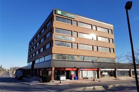 Commercial property for lease at 209 Dundas St Apartment #203 Whitby Ontario - MLS: E4654199
