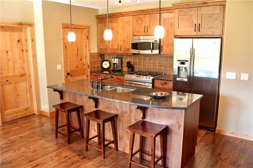 Condo for sale at 2100 Stewart Creek Dr Unit 203 Three Sisters, Canmore Alberta - MLS: C4225502