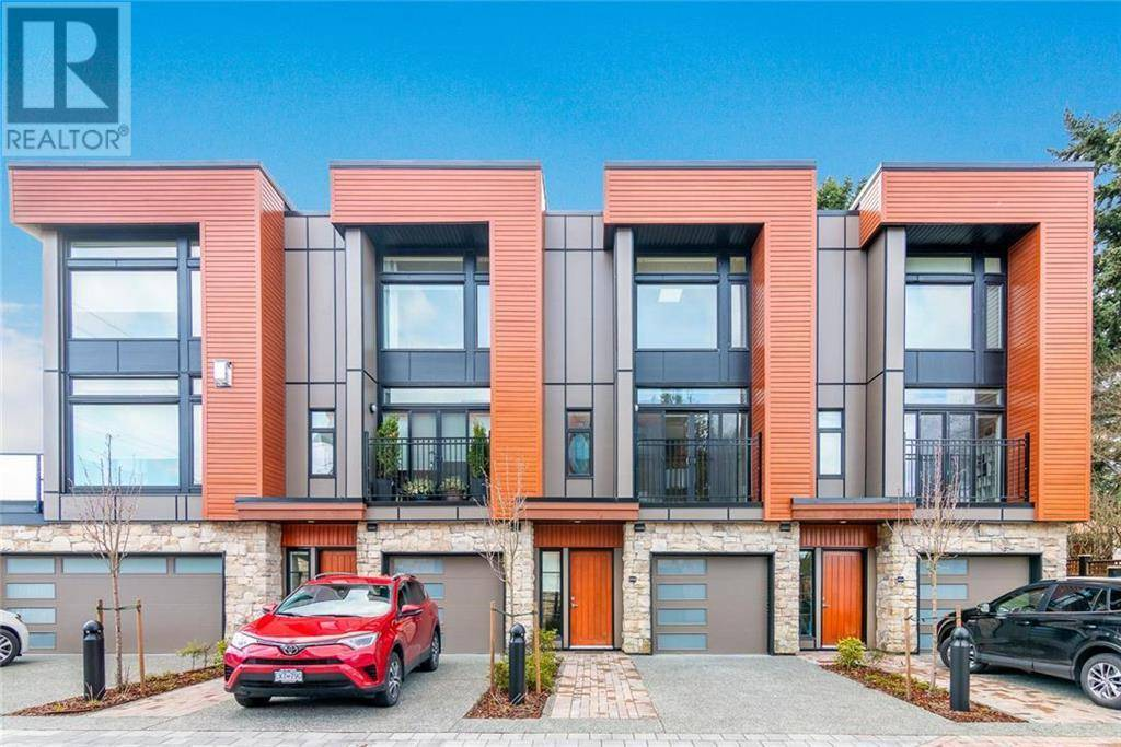 Townhouse for sale at 2130 Sooke Rd Unit 203 Victoria British Columbia - MLS: 421823