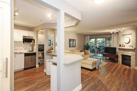 Condo for sale at 214 Eleventh St Unit 203 New Westminster British Columbia - MLS: R2401082