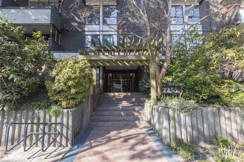 Condo for sale at 2255 8th Ave W Unit 203 Vancouver British Columbia - MLS: R2447645