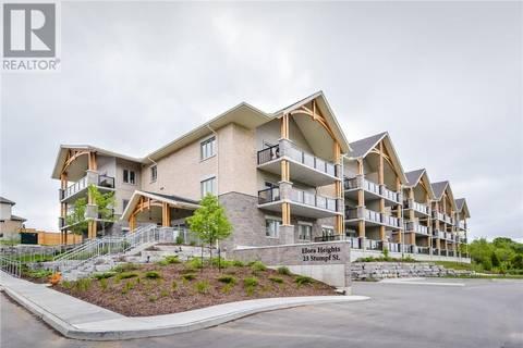 Condo for sale at 23 Stumpf St Unit 203 Elora Ontario - MLS: 30724395