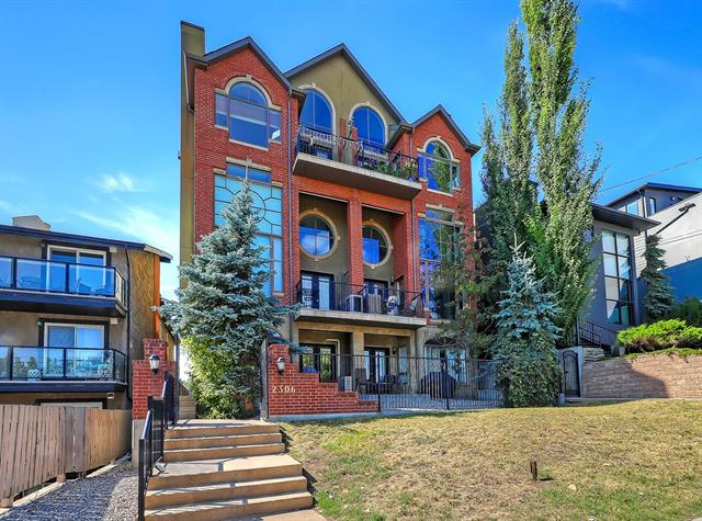 Buliding: 2306 17b Street Southwest, Calgary, AB