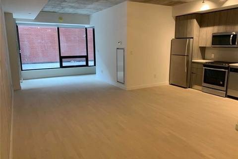 Apartment for rent at 246 Logan Ave Unit 203 Toronto Ontario - MLS: E4635590