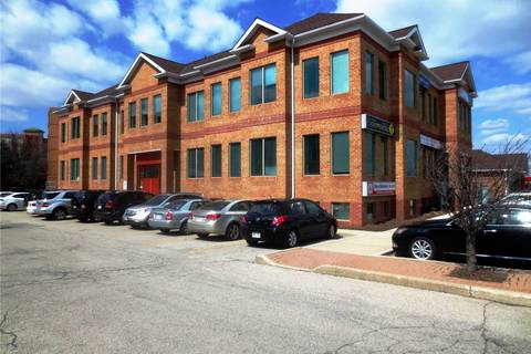 Commercial property for lease at 247 North Service Rd Apartment 203 Oakville Ontario - MLS: W4704059