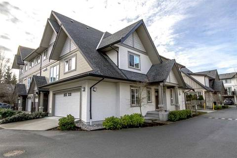 Townhouse for sale at 2501 161a St Unit 203 Surrey British Columbia - MLS: R2349614